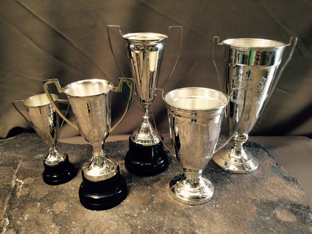 main photo of Silver Trophy Cups