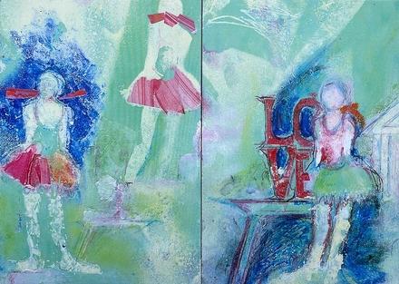 main photo of EVEJUD-Ballerina Love Pastel DF