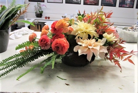 main photo of Fresh Floral Centerpiece