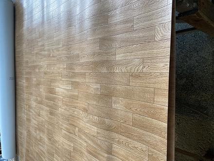 main photo of Wood Grain Lino 6'x21'