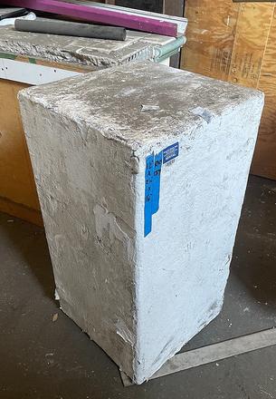 main photo of Textured Cube/Box