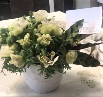 main photo of Fresh Floral Concierge Desk Arrangement