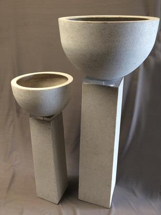 main photo of Granite pedestals