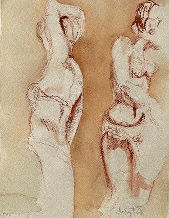 main photo of EVEJUD-Women Figure Study DF