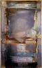 Lavendar Grey Abstract