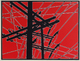 Red Black Power Lines