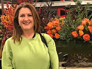 Johanna Villard, Production Manager & Lead Floral Designer