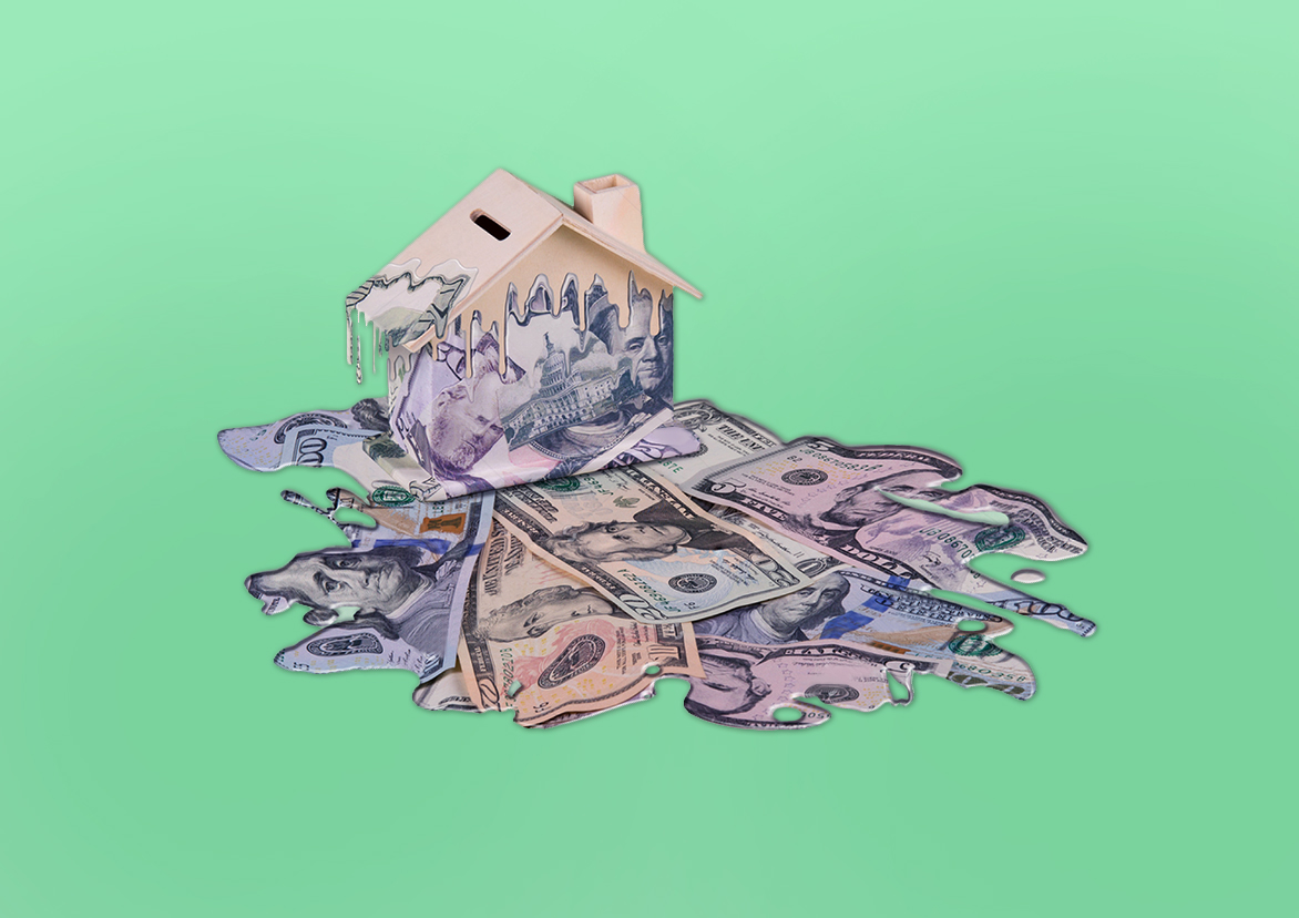 property management accounting procedures a melting house made of cash