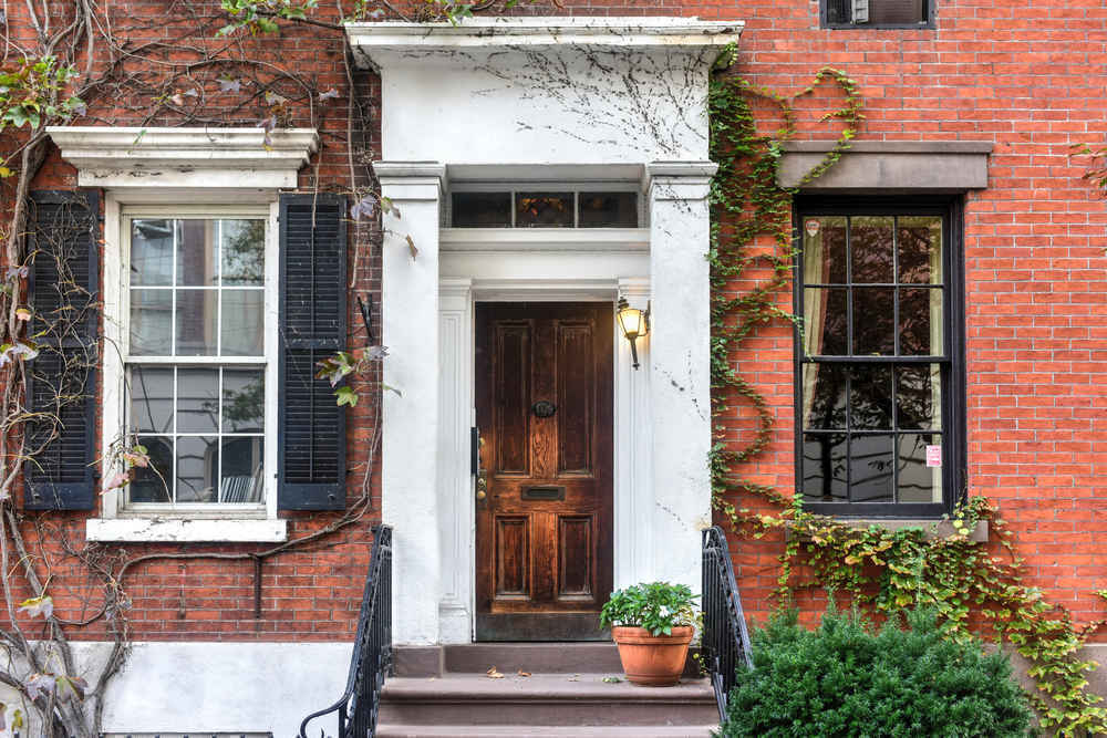 Greenwich Village residential architecture