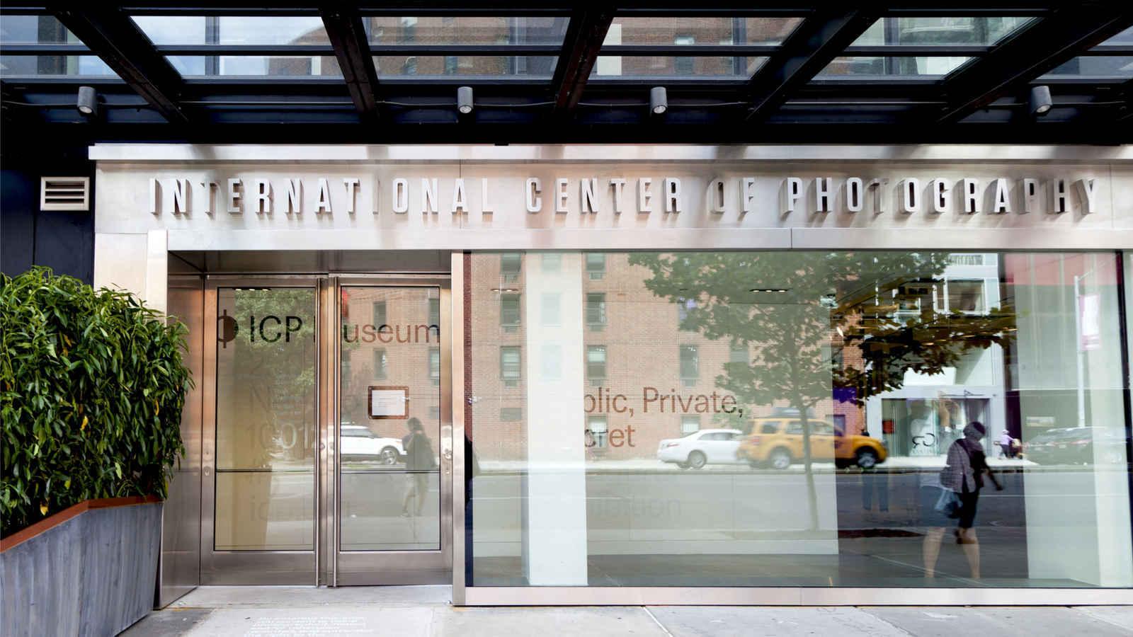 International Museum of Photography Museum in Bowery Manhattan, New York