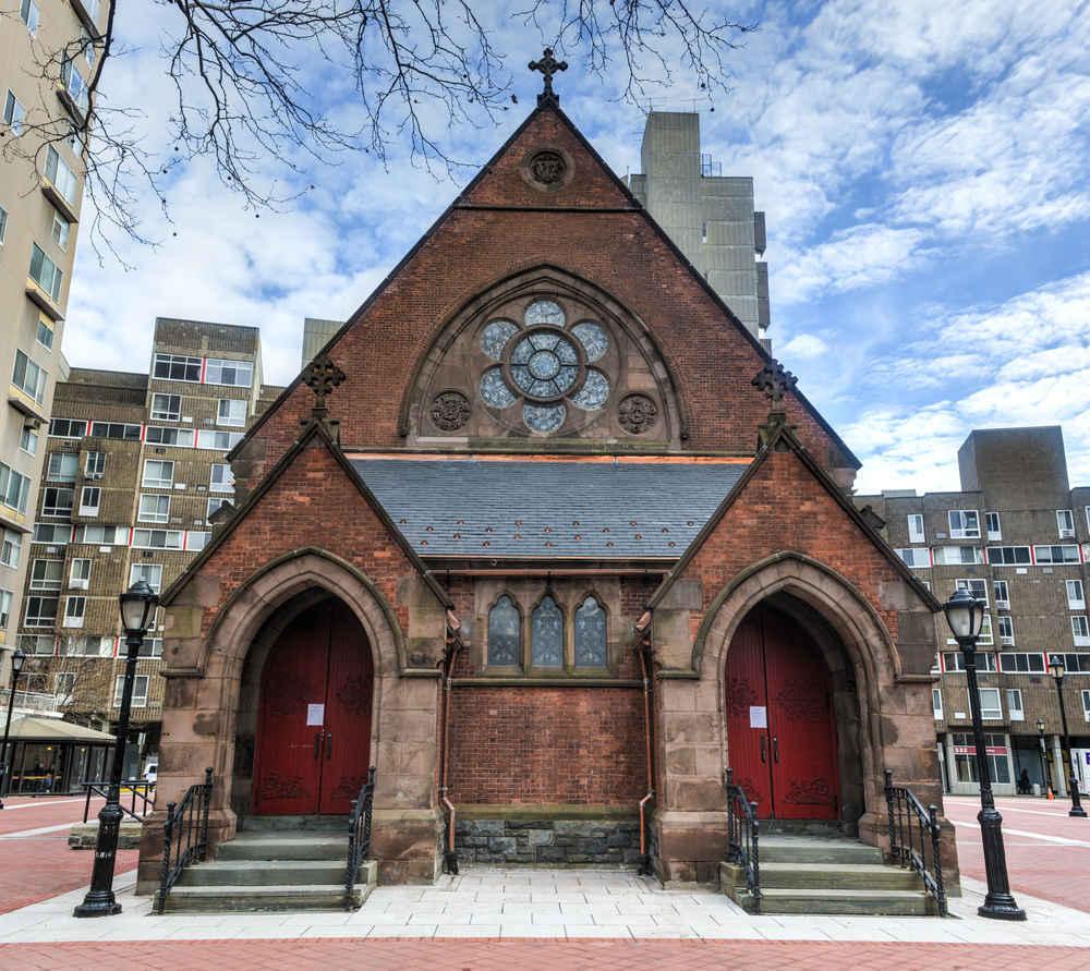 Good Shephard Church on Roosevelt Island