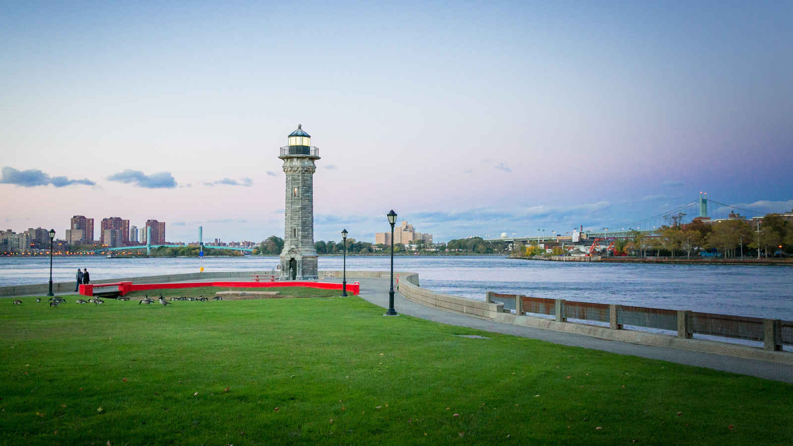Roosevelt Island Lighthouse, New York City
