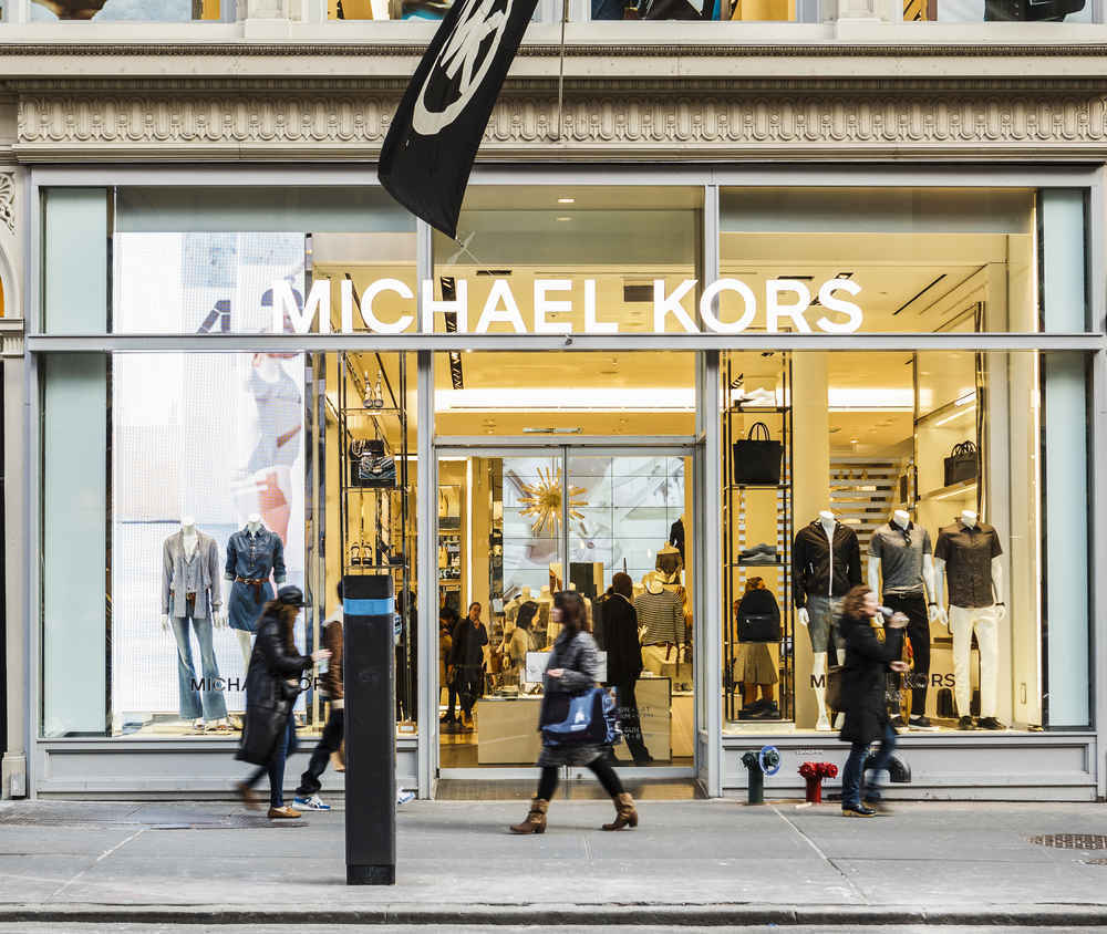 Michael Kors store in Soho, New York