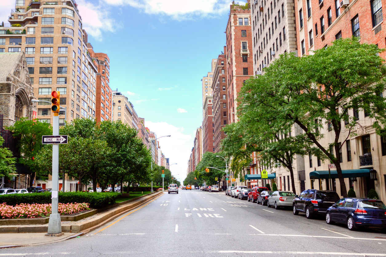 Park Ave, Upper East Side Manhattan
