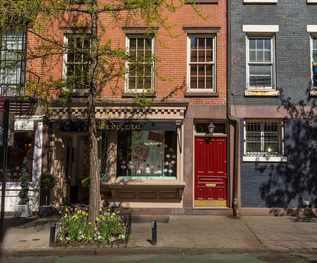 Boutiques in the West Village New York
