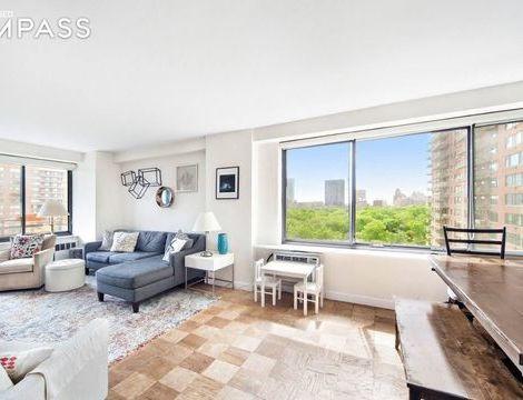 382 Central Park West, Apt 12-C, Manhattan, New York 10025