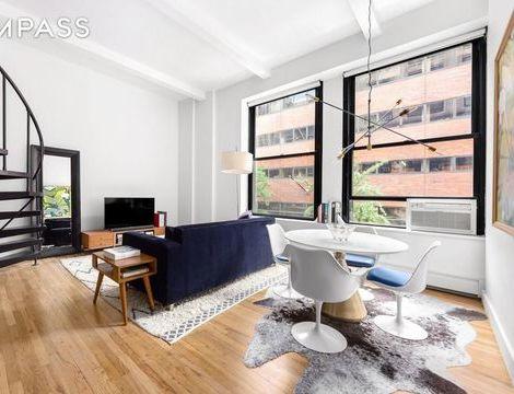 250 Mercer Street, Apt B-204, Manhattan, New York 10012
