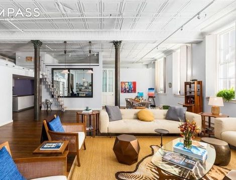 85 Mercer Street, Apt 2-R, Manhattan, New York 10012