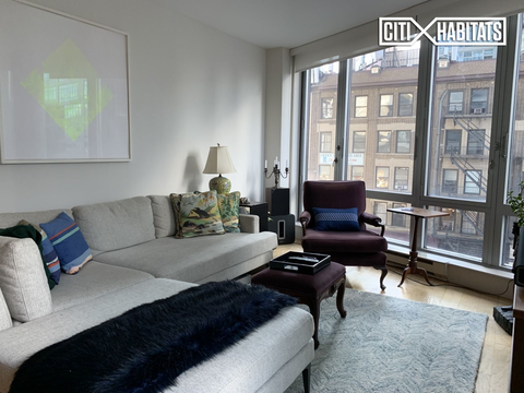 601 West 57th Street, Apt 5-Q, Manhattan, New York 10019