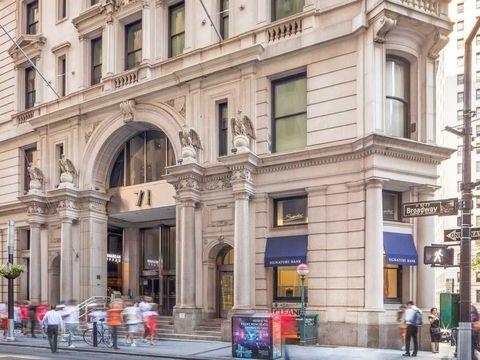 71 Broadway, Apt #2L, Manhattan, New York 10006