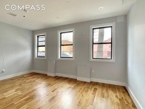 1672 Dean Street, Apt BF, Brooklyn, New York 11213