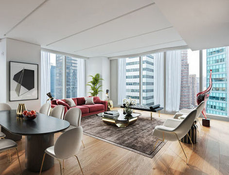 100 East 53rd Street, Apt 16-A, Manhattan, New York 10022
