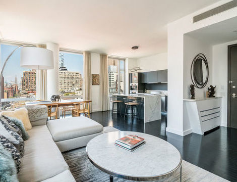 85 West Broadway, Apt 11-W, Manhattan, New York 10007