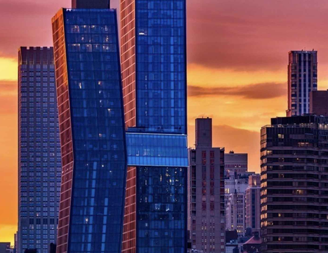 American Copper Buildings, Manhattan New York