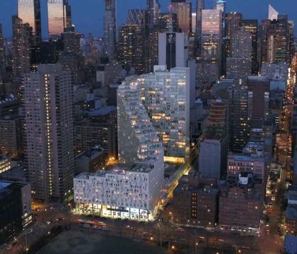 Mercedes House , Manhattan New York