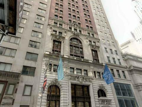 37 Wall Street, Manhattan New York