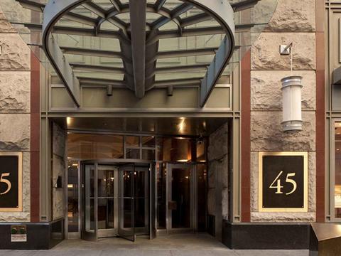 45 Wall Street, Manhattan New York