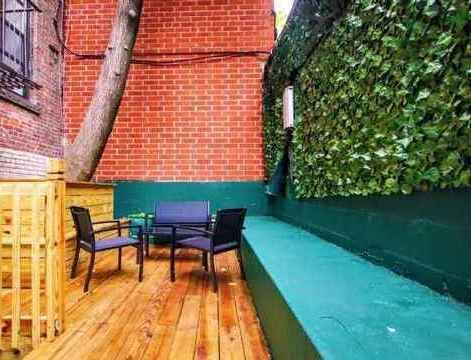 543 East 5th Street, Apt 1, Manhattan, New York 10009