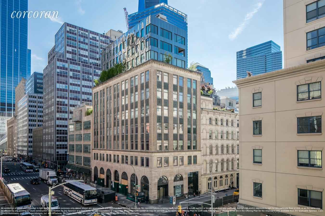 Apartment for sale at 30 Warren Street, Apt 5C