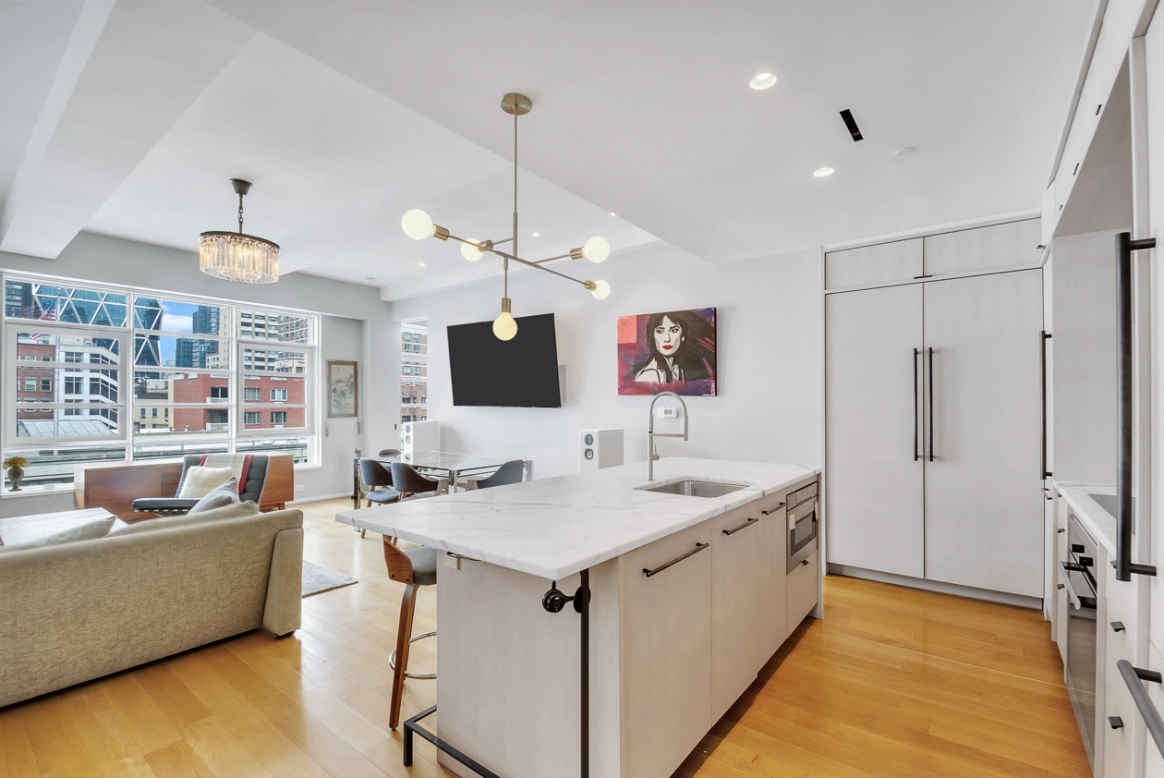 Apartment for sale at 318 West 52nd Street, Apt PH-B