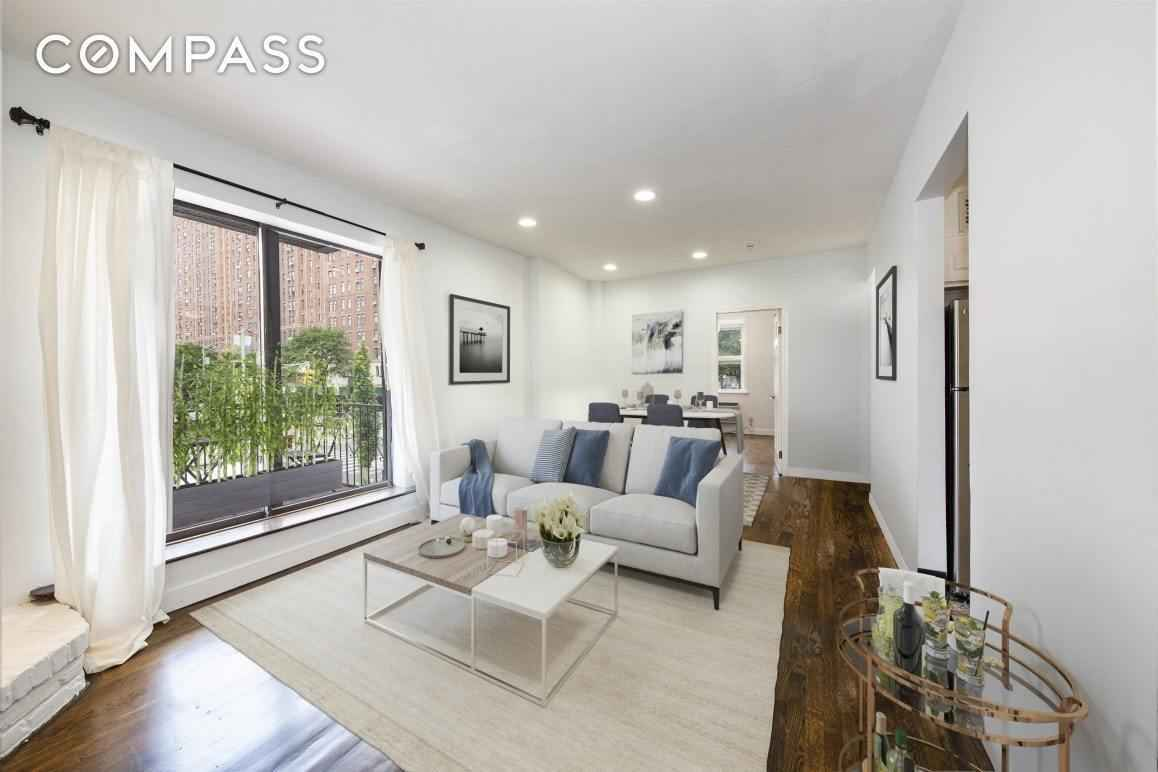 Apartment for sale at 368 West 23rd Street, Apt 2-F