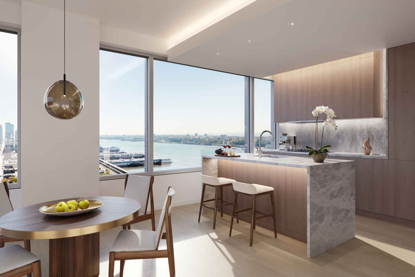 Apartment for sale at 611 West 56th Street, Apt 5-C