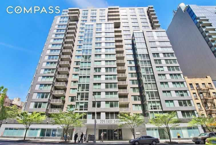 Apartment for sale at 225 East 34th Street, Apt 3-J