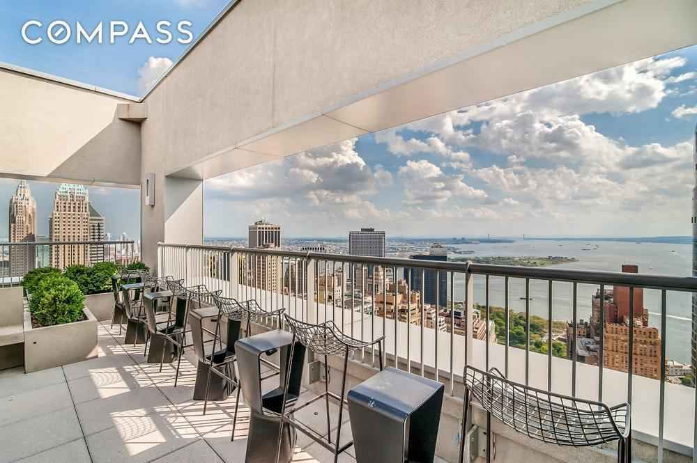 Apartment for sale at 123 Washington Street, Apt PH-55F