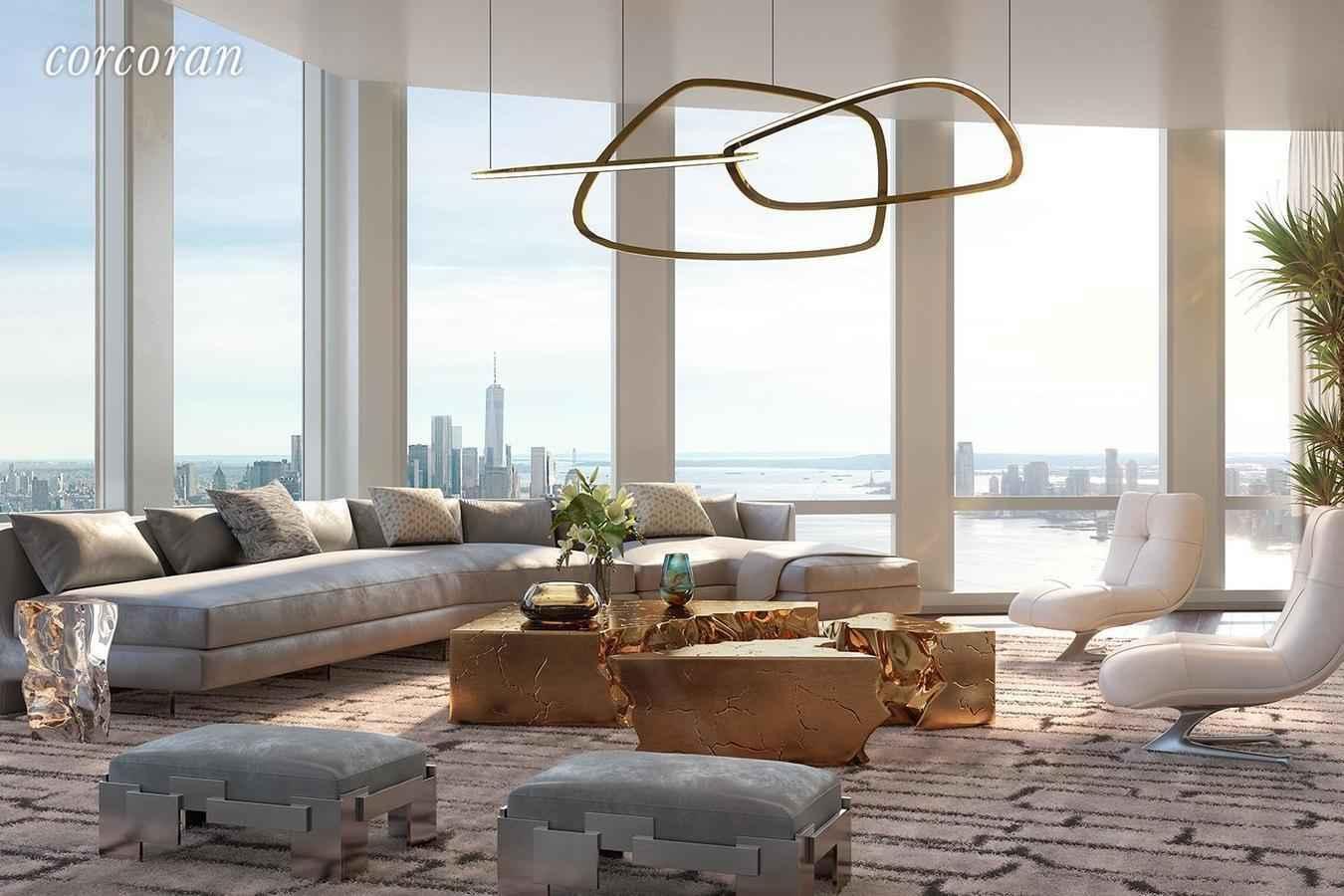 Apartment for sale at 35 Hudson Yards, Apt 7401