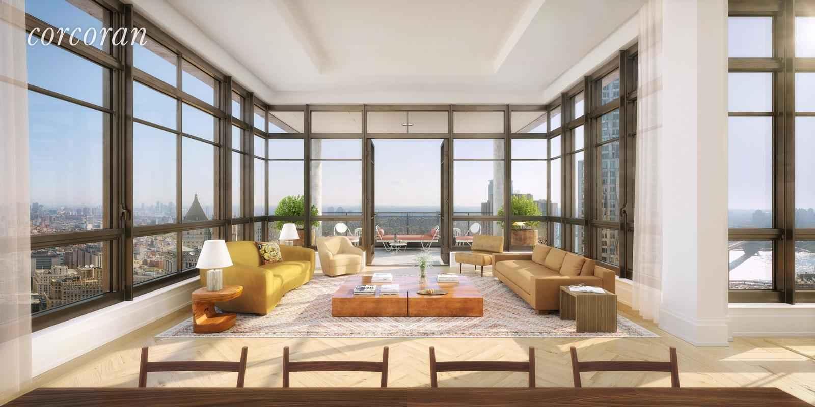 Apartment for sale at 25 Park Row, Apt PH42A