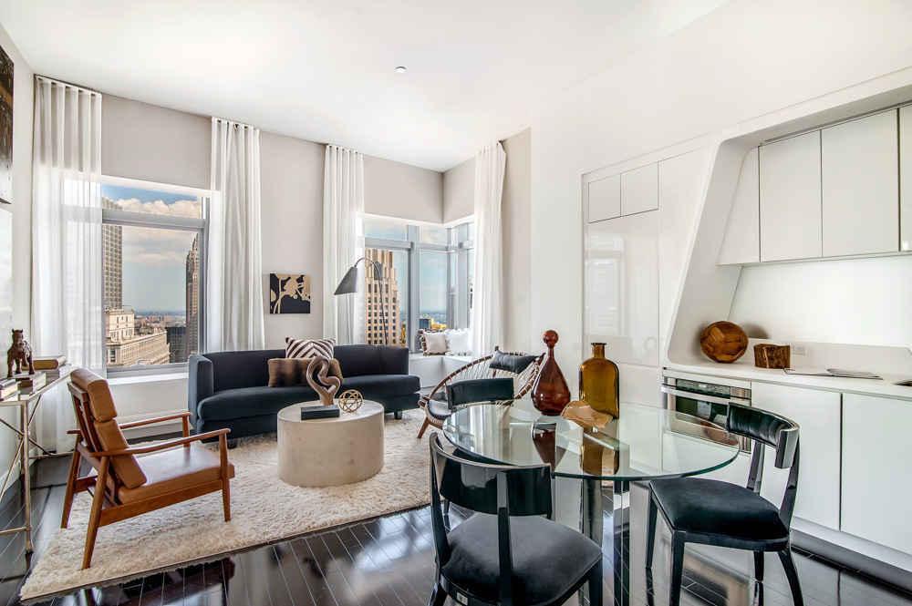Apartment for sale at 123 Washington Street, Apt PH-56