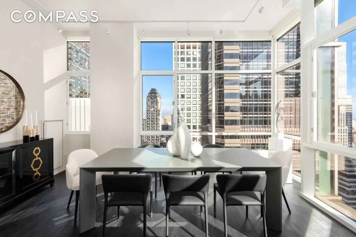 Apartment for sale at 60 East 55th Street, Apt PH-1