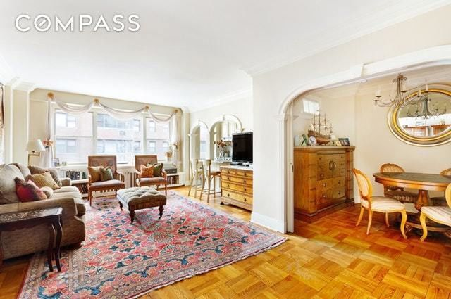Apartment for sale at 12 Beekman Place, Apt 5-F