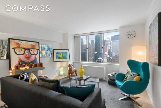 Apartment for sale at 236 East 47th Street, Apt 15-E