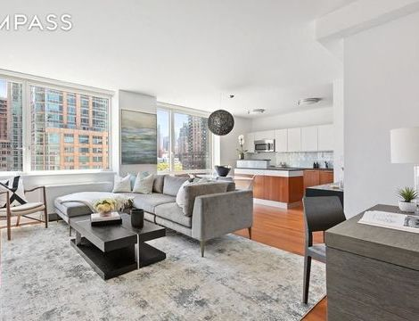 100 Riverside Boulevard, Apt 12-A, undefined, New York