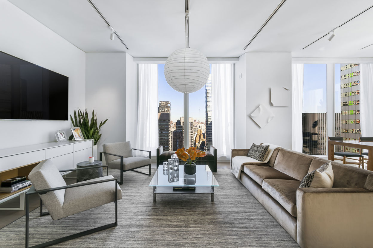 Apartment for sale at 100 East 53rd Street, Apt 45-A
