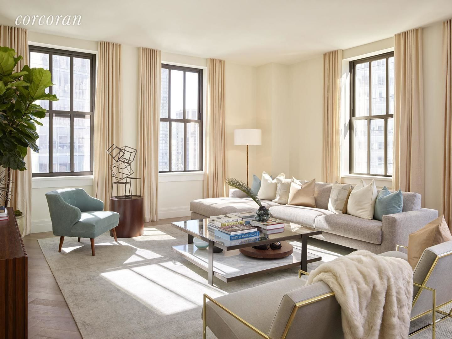 Apartment for sale at 100 Barclay Street, Apt 23C