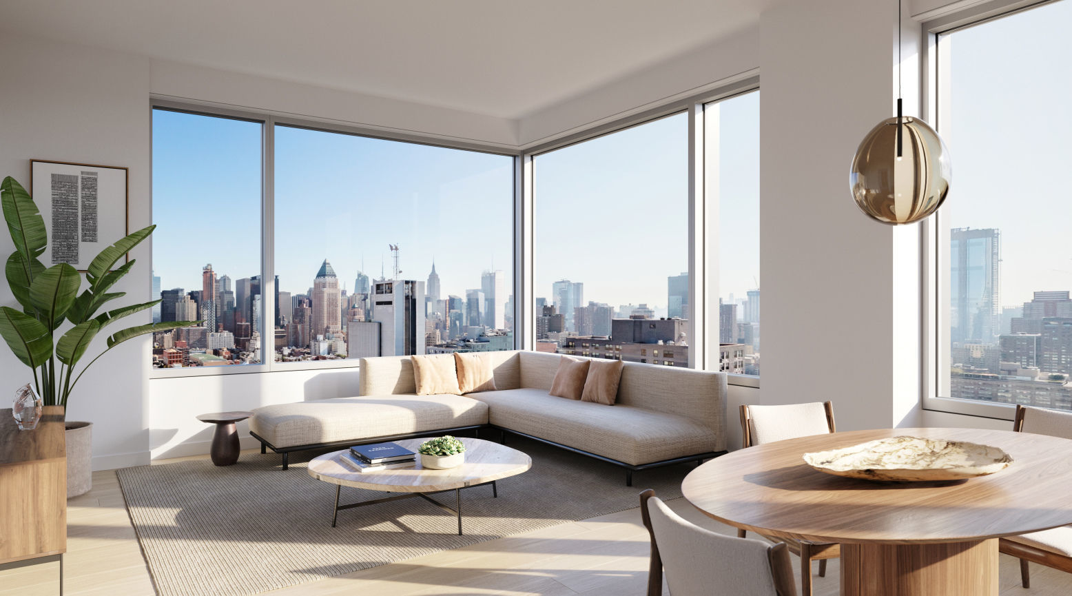 Apartment for sale at 611 West 56th Street, Apt 4-A
