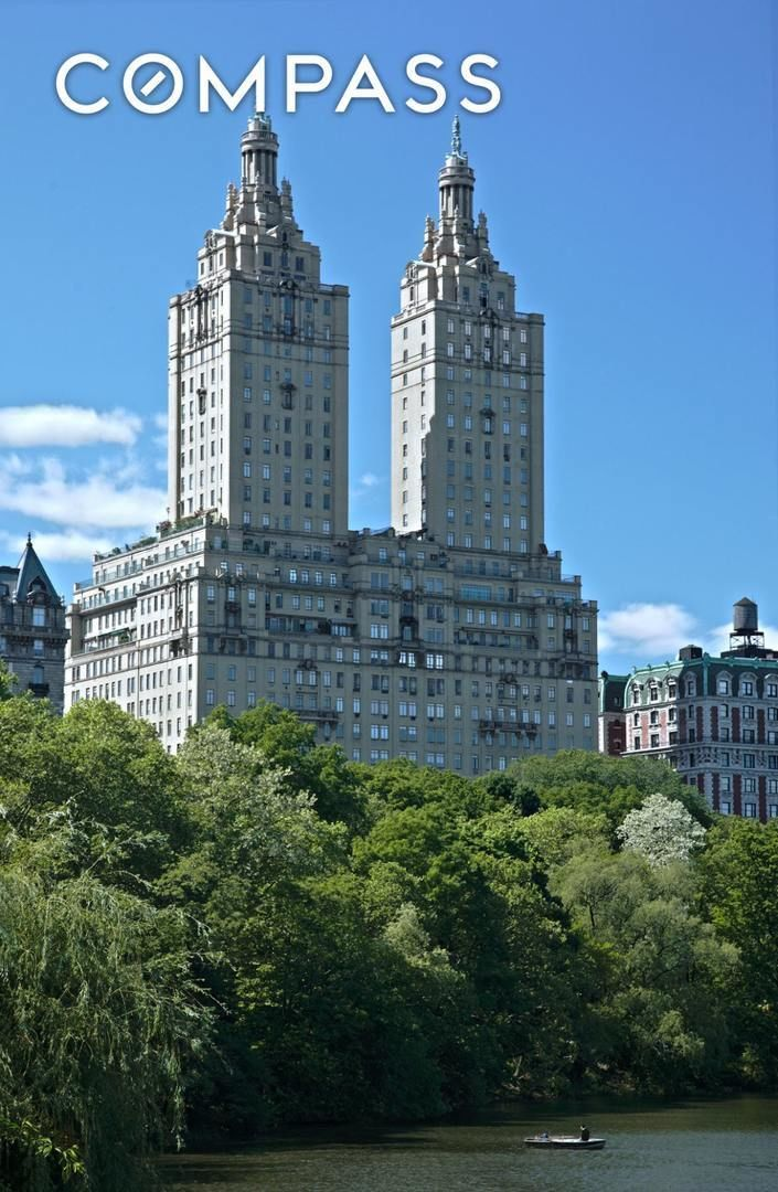 Apartment for sale at 145-146 Central Park West, Apt 2-E