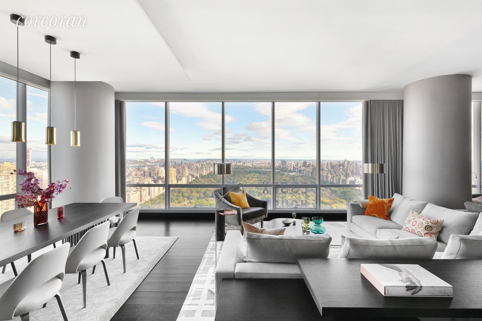 Apartment for sale at 157 West 57th Street, Apt 53A